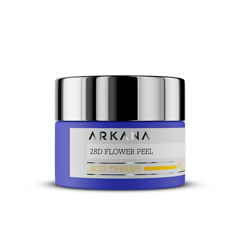 product 6847 2 3 Jak stosować 28 dniowy peeling kwiatowy: 28D FLOWER PEEL Arkana