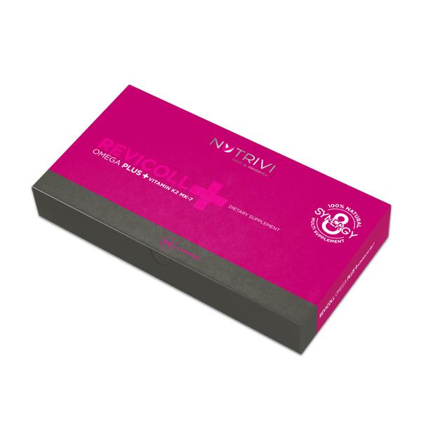 Revicoll Omega Plus Vitamin K2MK7 60 kapsulek Wellu Larens 2 Jak prawidłowo pielęgnować cerę dojrzałą.